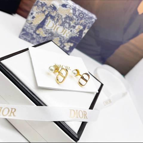 Dior Серьги