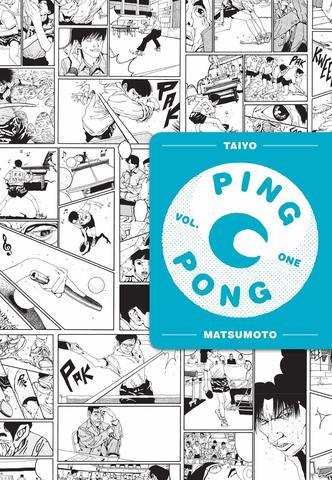 Ping Pong Vol. 1 (На Английском языке)