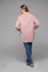 Меховая куртка из искусственного меха шоурум