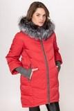 Куртка для беременных 09064 голубой