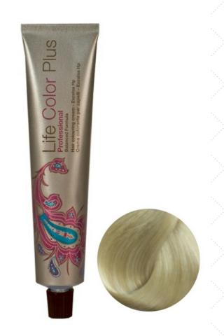 Крем-краска 10.0 Платиновый блондин Life Color Plus FarmaVita, 100 мл