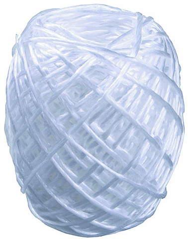 Шпагат ЗУБР полипропиленовый, d=2,0 мм, 100 м, белый, 35 кгс, 1,6 ктекс