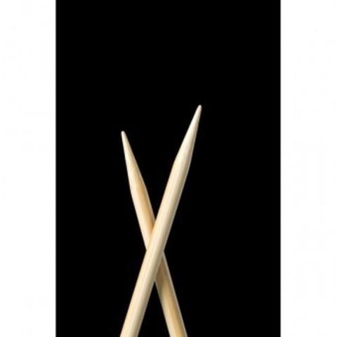 Clover Прямые бамбуковые спицы Takumi