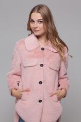 Меховая куртка из искусственного меха Nadya
