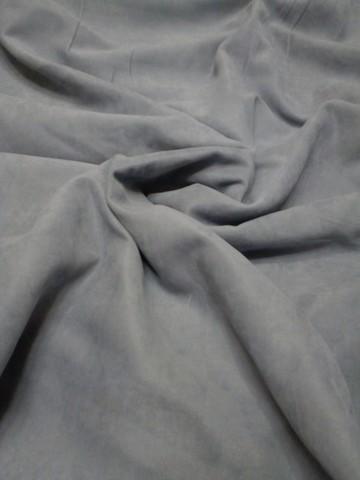 Канвас - ткань для штор - серый. Ширина - 280 см. Арт. 33-1