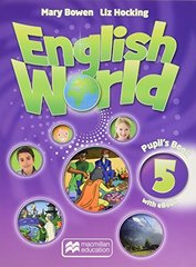 English World 5 PB +eBook Pk