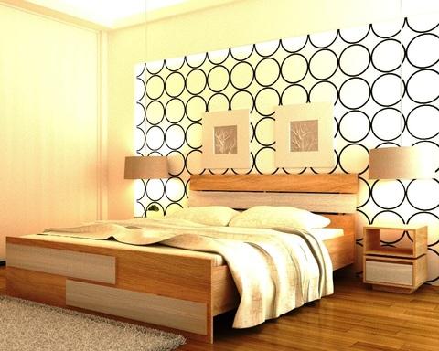 Кровать ТИРОЛЬ-2000-1400 /2152*826*1454/