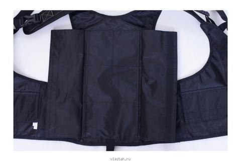 Жилет разгрузочный Сарган Тобол чёрный – 88003332291 изображение 3