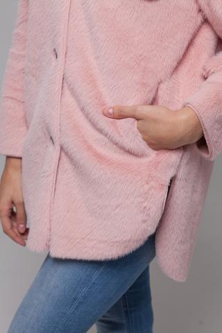 Меховая куртка из искусственного меха купить
