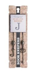 Bookmark  Book Keepers Letter - J