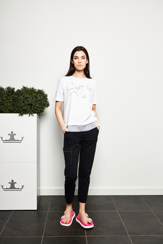 Margittes Джогги с накладными карманами