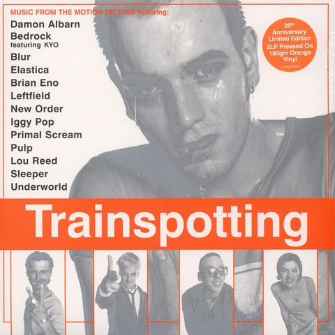 Виниловая пластинка. OST Transpotting (20Th Anniversary)