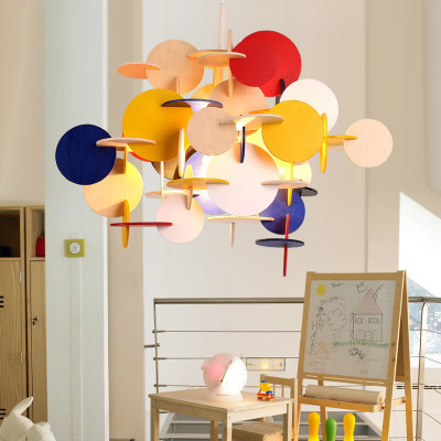 Подвесной светильник копия Bau by Normann Copenhagen (натуральный)