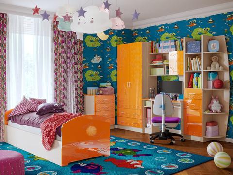 Детская Юниор-2 оранжевый