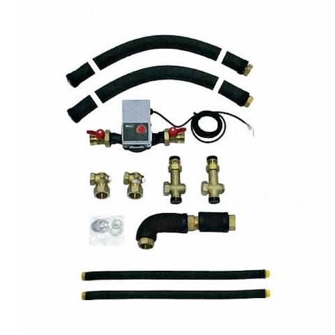 Vaillant Комплект подключения VIH QL 75 B монтаж справа от котла,  включая термостат Ёмкостные водонагреватели