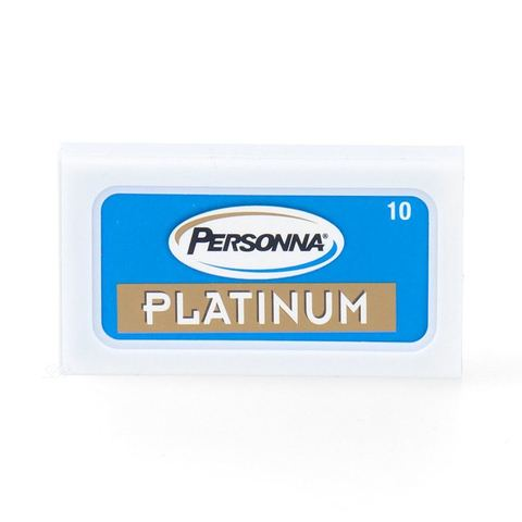 Лезвия для бритья Personna Platinum New 10 шт
