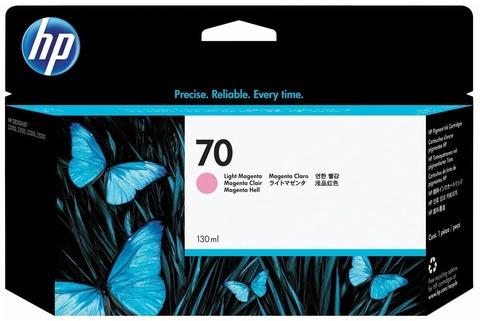 Оригинальный картридж струйный HP C9455A 70 светло-пурпурный