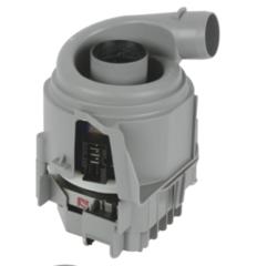 Нагреватель в сборе с рециркуляционным насосом для ПММ BOSCH 12014980
