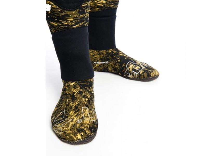 Носки Sargan Сталкер RD2.0 с кевларовой подошвой - 9 мм