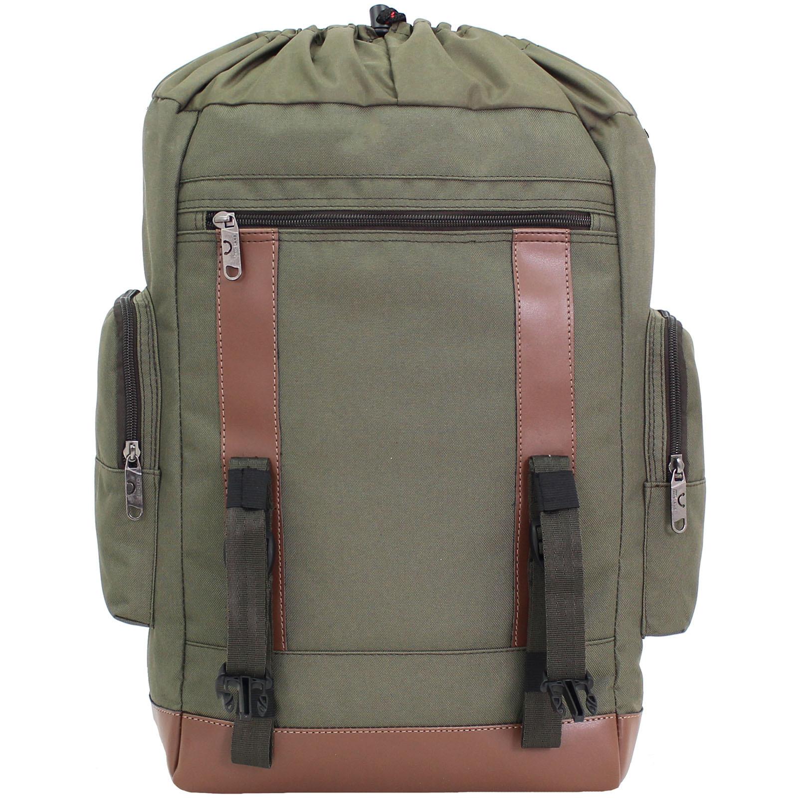 Рюкзак для ноутбука Bagland Palermo 25 л. Хаки (0017966) фото 4