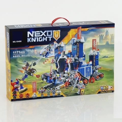 Конструктор Nexo Knight 10490 Фортрекс - мобильная крепость