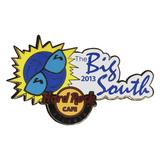 Значок Hard Rock Cafe - Atlanta 2013 - The Big South