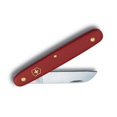 Нож перочинный Victorinox EcoLine Floral (3.9050) 100 мм 1функций красный