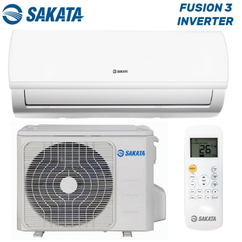 SAKATA Fusion 3 Inverter SIE-25SJ на 25 кв.м.