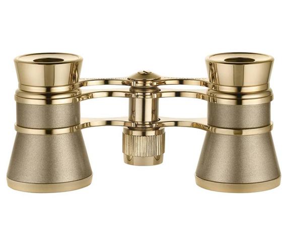 Бинокль театральный Eschenbach Glamour 3x25 Gold