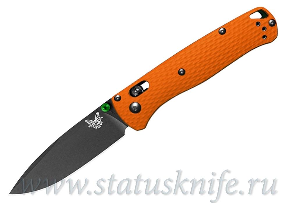 Нож Benchmade CU535-BK-M4-G10-ORG Bugout - фотография