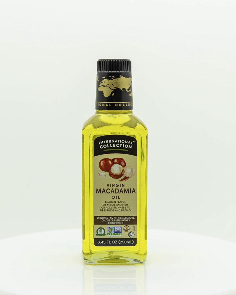 Масло ореха Макадамия International Collection 250 мл.