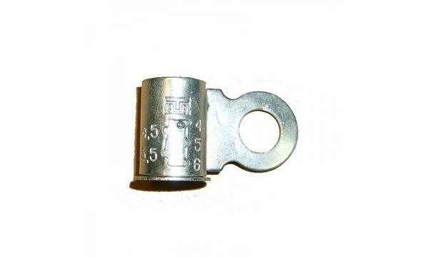 Мерка для дымного пороха метал.