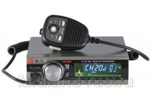 Си Би радиостанция Vector VT-27 NAVIGATOR