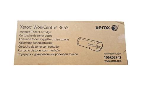 Картридж Xerox 106R02742 черный