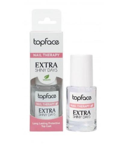 Topface Лак для ногтей лечебная серия  №001