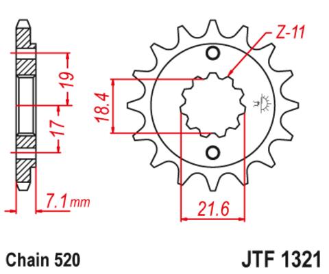 JTF1321