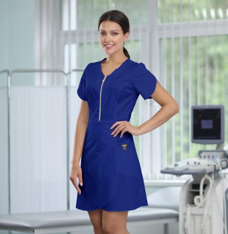 Платье медицинское арт 4301-2