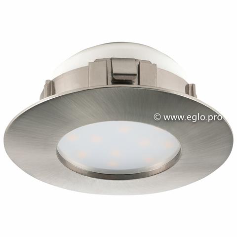 Светильник светодиодный встраиваемый влагозащищенный Eglo PINEDA 95819