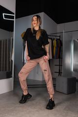 Спортивные штаны с надписями спереди недорого