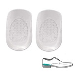 Гелевые подпяточники для модельной обуви, 1 пара