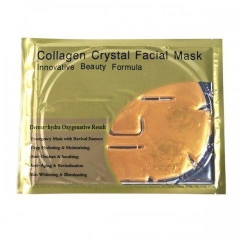 Коллагеновая маска для лица COLLAGEN CRYSTAL GOLD, 60гр.