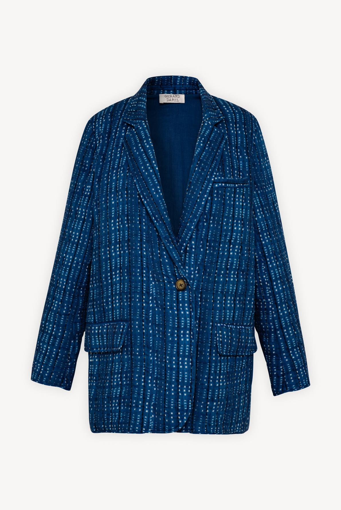 ARYA - костюмный пиджак из стеганого хлопка
