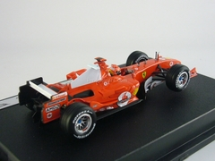 Ferrari F2005 Michael Schumacher F1 Hot Wheels 1:43