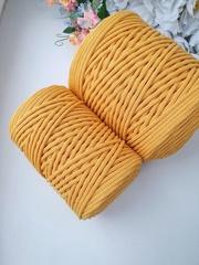 Куркума  Хлопковый шнур 4 мм