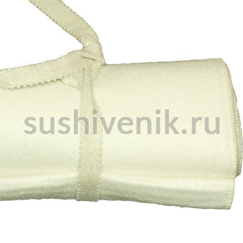 Коврик-лежак войлочный для бани