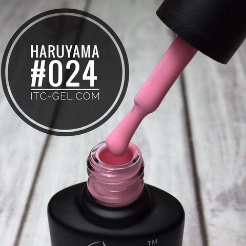 гель лак Haruyama 8мл (024)