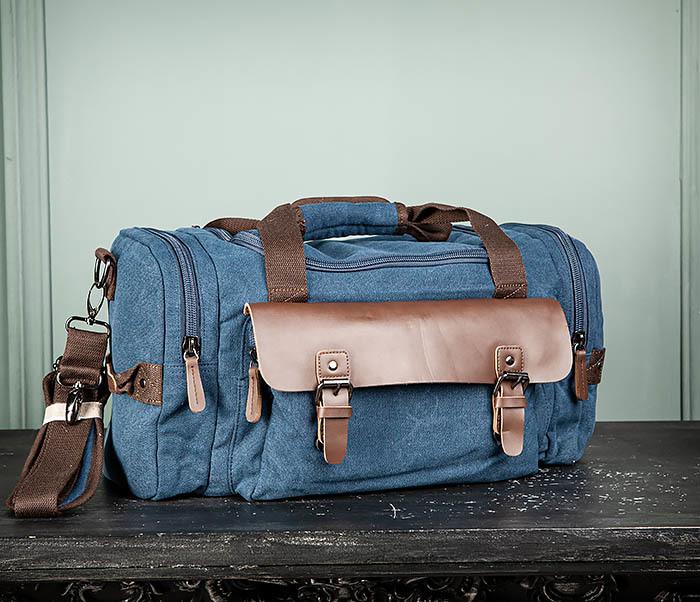 BAG502-3 Дорожная сумка для ручной клади средних размеров фото 02