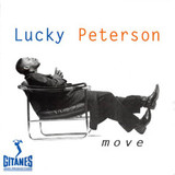 Lucky Peterson / Move (CD)