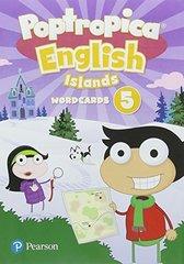 Poptropica English Islands 5 Wordcards