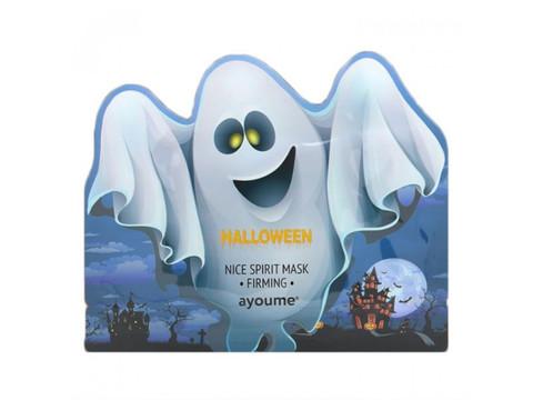 Маска укрепляющая с коллагеном AYOUME Halloween Nice Spirit Mask Firming